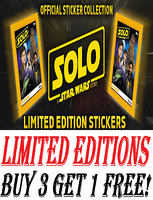 Topps-a Star Wars Story-solo-sticker 128