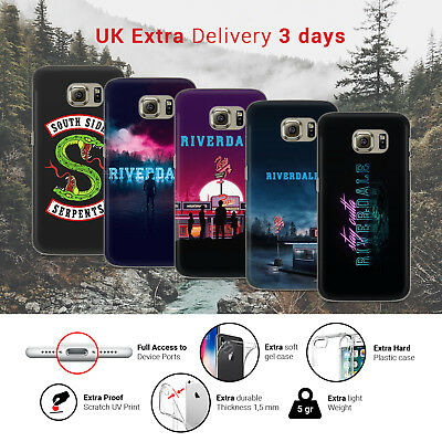 Riverdale TV Series Show South Side Serpents Phone Case Cover for Samsung
