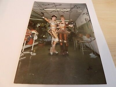 Autogramm Musical Tracey Heyworth STARLIGHT EXPRESS   1