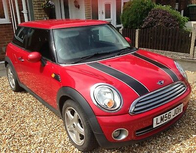 Mini Cooper 2007 plate spares and repairs
