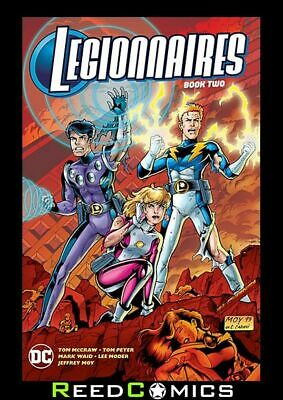 LEGIONNAIRES BOOK 2 GRAPHIC NOVEL (392 Pages) New Paperback