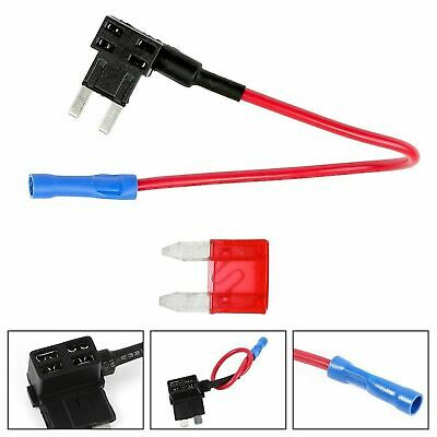 Add A Circuit Piggy Back Fuse Tap Mini Blade Fuse Holder Uk