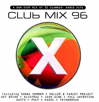 CLUB MIX 96 various (2X CD) 535 412-2 house
