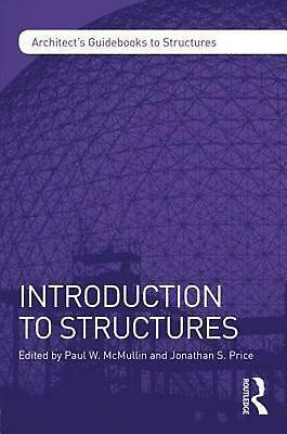 Introduction to Structures by Paul McMullin (English) Paperback Book Free Shippi