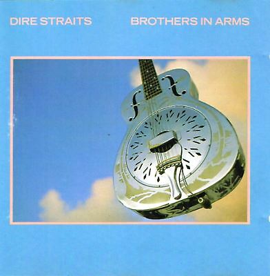 DIRE STRAITS brothers in arms (CD album) EX/EX 824 499-2 classic rock