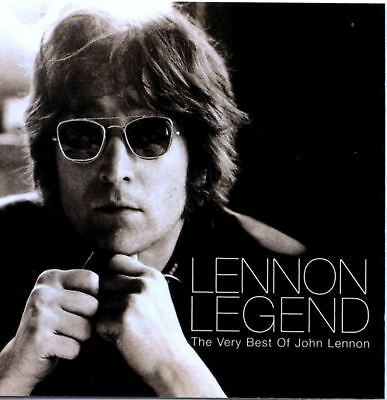 JOHN LENNON lennon legend - the very best of john lennon (CD) classic rock