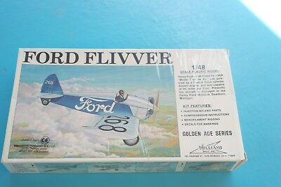 William FORD FLIVVER Golden Age Series Modellflugzeug 1:48  orig. Karton