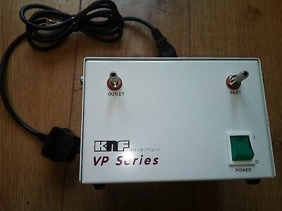 KNF neuberger VP series air pump 230V 50 HZ G.W.O - with lead.