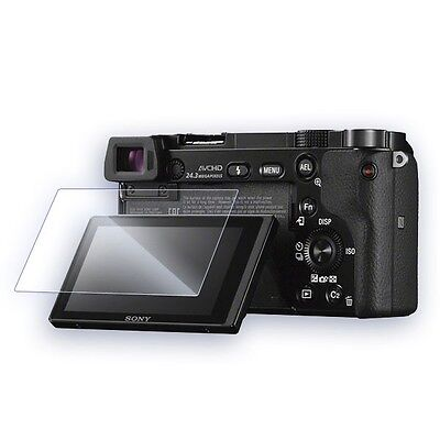 Tempered Glass LCD Protector for Sony RX100 IV III II RX1R RX1RII