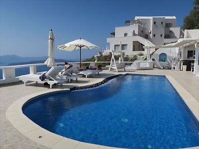 SANTORINI Greece Athermi Hotel B&B Double Room 10 Nights luxury Accommodation