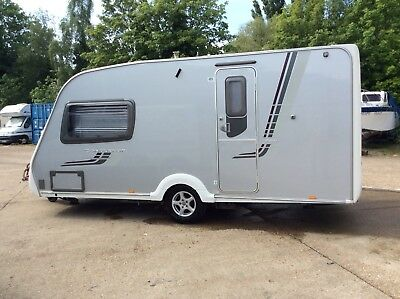 Swift conqueror 480 2Berth Caravan