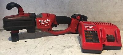 Milwaukee 2708-20 M18 Fuel Brushless Hole Hawg Right Angle Drill w/ Quik-Loc