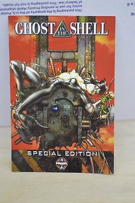Ghost in The Shell Special Edition Postcard - Manga 2004 4x6