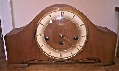 Hermle Large Mantle Clock with Westminster Chime