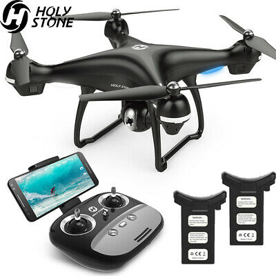 Holy Stone HS100 FPV Selfie Drone with 1080P HD Camera GPS RTF RC Quadcopter UK