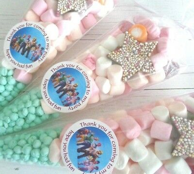 15 x  Fortnite Pre Filled Birthday Party Sweet Cones/Bags