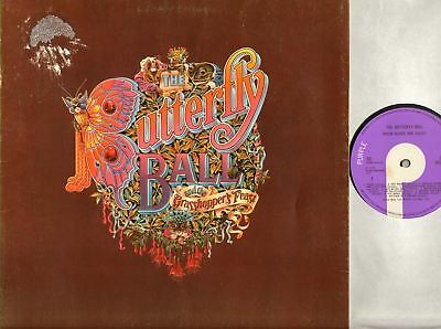 ROGER GLOVER (OF DEEP PURPLE) the butterfly ball and the grasshopper's feast LP
