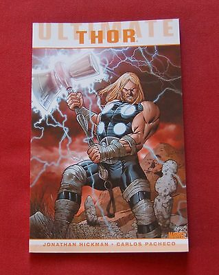 Ultimate Thor - Jonathan Hickman - Carlos Pacheco - Marvel Graphic Novel TPB