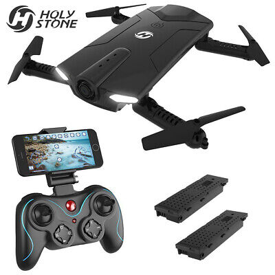 Holy Stone HS160 Foldable FPV Drone With WIFI HD Camera RC Quadcopter Headless