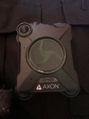 AXON Body 2  Worn Camera 74004 With Mounts And Cords