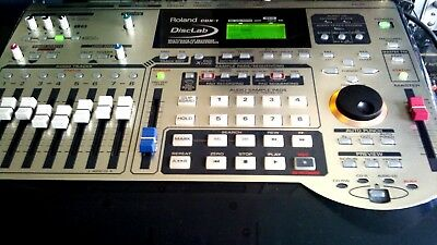 Roland CDX-1 DISCLAB SAMPLING UND MULTITRACK CD-RECORDING