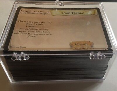 Harry Potter Trading Card Game Complete Base Set of 116 Cards CCG