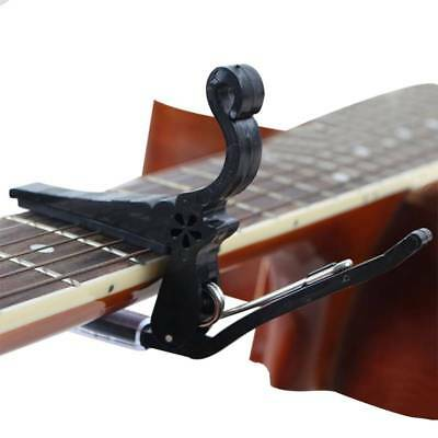 Acoustic/Electric Guitar Useful Trigger Quick Change Key Clamp Capo Kapodaster