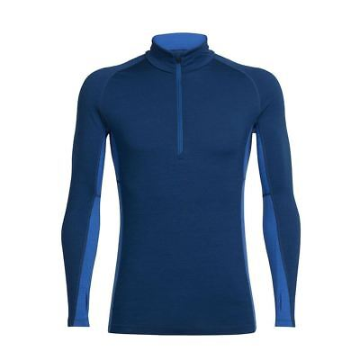 Icebreaker Men's Zone LS Half Zip