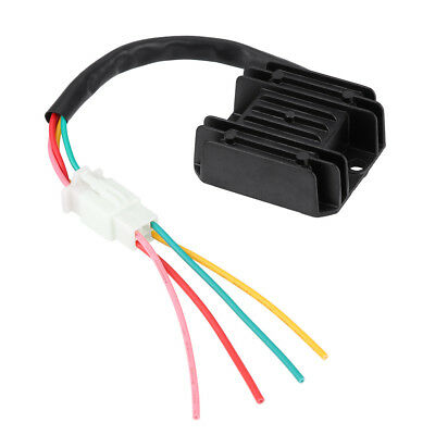 Voltage Regulator Rectifier for Motorcycle Boat Motor ATV GY6 50 150cc Universal