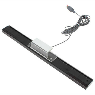 Practical Wired Sensor Receiving Bar With USB Cable For Nintendo Wii / Wii U HLC