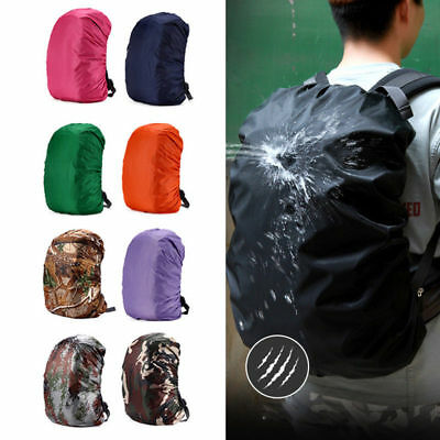 Waterproof Rain Cover Camping For Travel Hiking Backpack Trolley Bag Rucksack