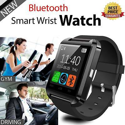 New Bluetooth Smart Watch Phone Wrist watch for Android iOS iphone Sports 2018