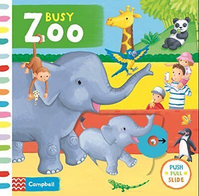 Ruth Redford - Busy Zoo