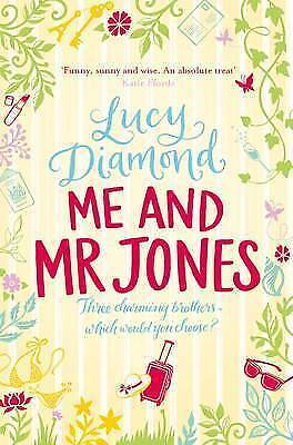 Me and Mr Jones by Lucy Diamond (Paperback)