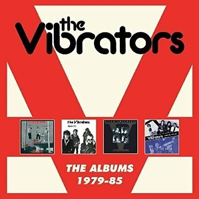 Vibrators - The Albums 197985 [CD]