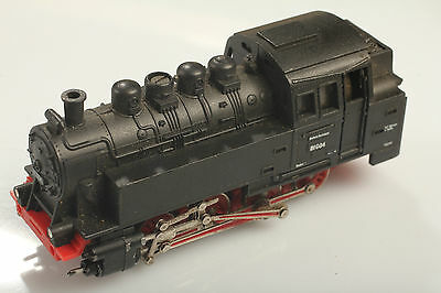 TT Berlin Tracks BR 81 004 - Engine läuft - But kontaktproblem Dirt/Defects