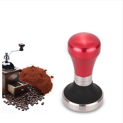 Espresso Coffee Tamper Stainless Steel Handle Smooth Accessory 51 53 57.5 57 58