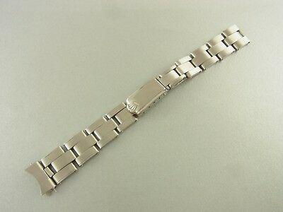 Rolex Oyster Lady Armband genietet Stahl Big Crown Riveted bracelet 7204 3 - 70