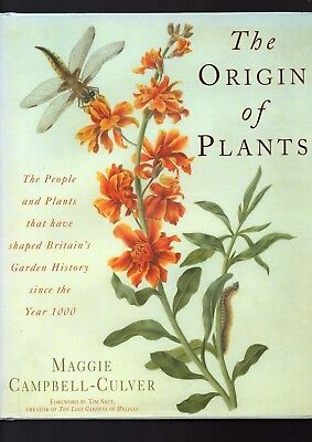 The Origin Of Plants. Maggie Campbell-Culver