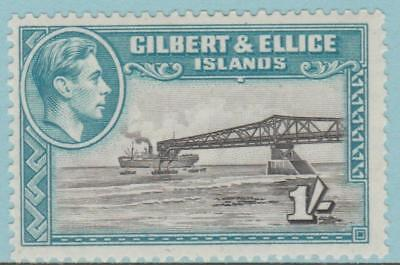 Gilbert & Ellice Islands 48 - 57 Mint Never Hinged OG** - NO FAULTS VERY FINE !