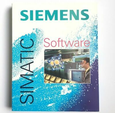 Siemens Simatic Software S7-SCL V.1 Upgrade License NEU Versiegelt Engineering