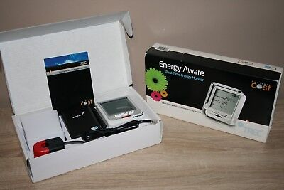 Unused Trec British Gas Current Cost Electricity Monitor Energy Aware complete