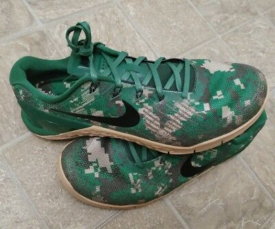 buy online fd1f3 e866c New Nike Metcon 3 Camouflage Camo Crossfit Training Shoes 852928-008 Men s  11.5
