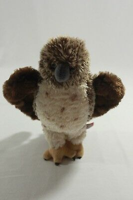 Orion By Douglas Cuddle Toy Plush 9 Tall Red Tailed Hawk Stuffed