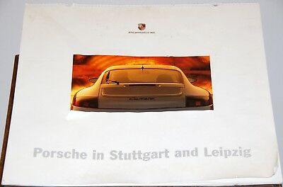 Kalender/calendario Porsche 2001 - made in Germany - 56 x 58,5 cm