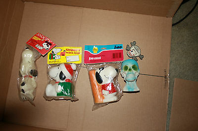 Dog toys Snoopy Squeakers Group 3 1 Skull Doggery 4 in total