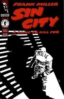 Sin City - A Dame to Kill For (1993-1994) #1 of 6