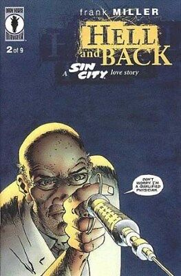 Sin City - Hell & Back (1999-2000) #2 of 9