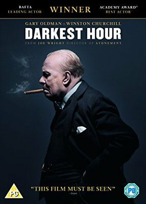 Darkest Hour [DVD  Digital Download] [2017] [DVD]
