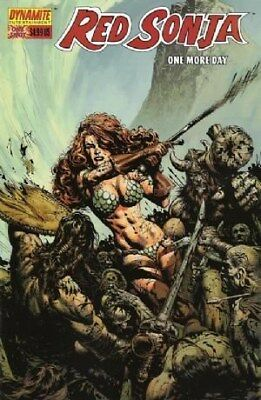 Red Sonja - One More Day (2006) One-Shot (Liam Sharp Variant)